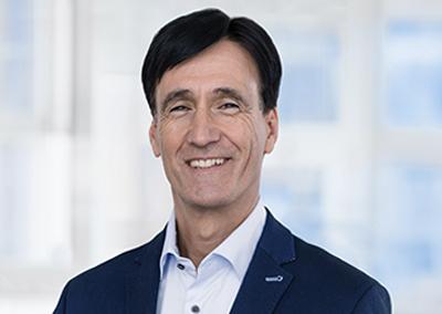 Stefan Unterlandstättner, Vorstandsvorsitzender, DKB