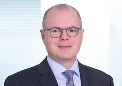 Dr. Jörg Zeuner, Chefvolkswirt bei Union Investment