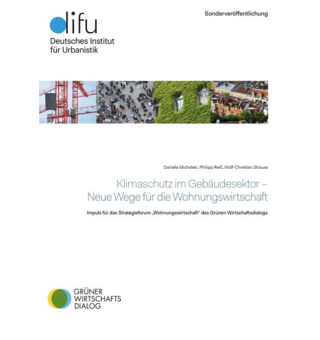 Klimaschutz im Gebäudesektor – Neue Wege für die Wohnungswirtschaft