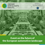 Event on the future of the European automotive landscape